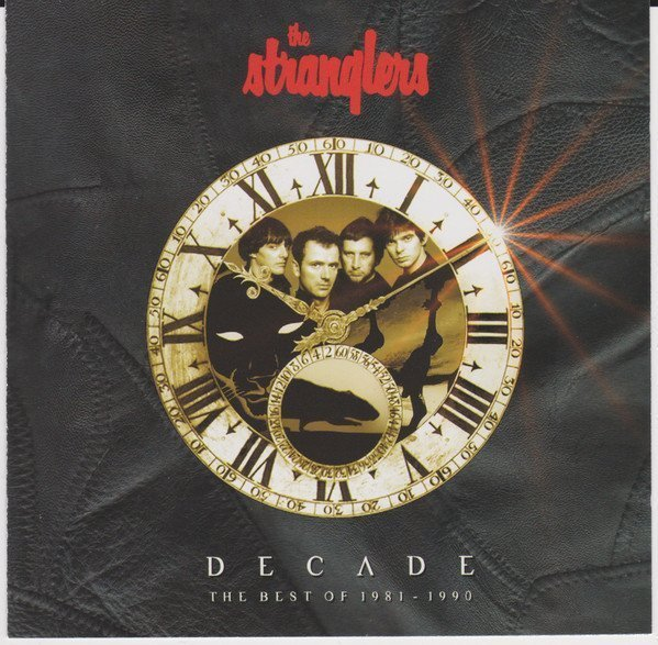 The Stranglers - Decade : The Best Of 1981 - 1990