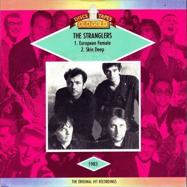 The Stranglers - European Female / Skin Deep