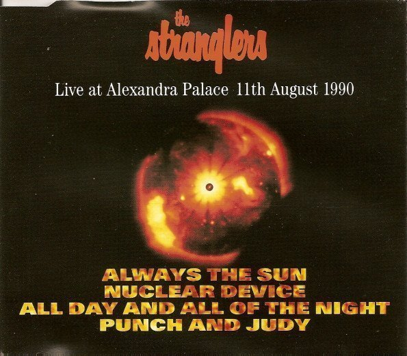 The Stranglers - Live At Alexandra Palace 11th August 1990