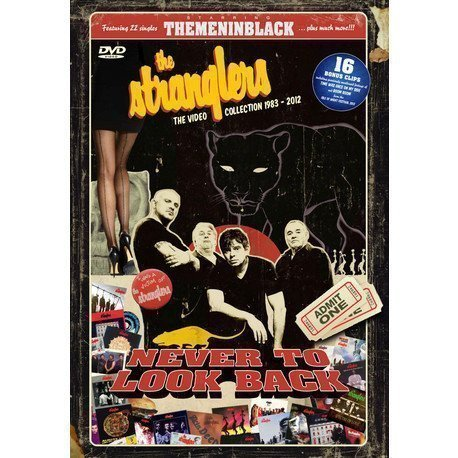 The Stranglers - Never To Look Back : The Video Collection 1983 - 2012