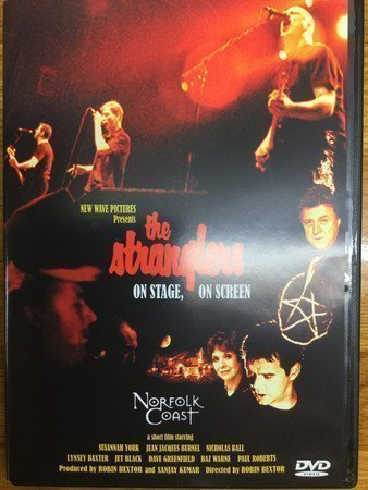 The Stranglers - On Stage, On Screen, featuring Norfolk Coast