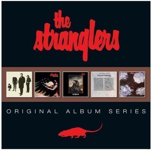The Stranglers - Original Album Series