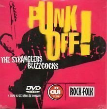 The Stranglers - Punk Off !!! 4  Clips Or Extraits De Concert