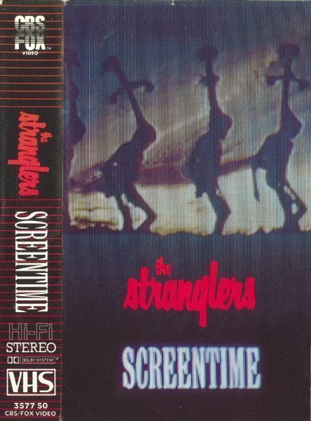 The Stranglers - Screentime