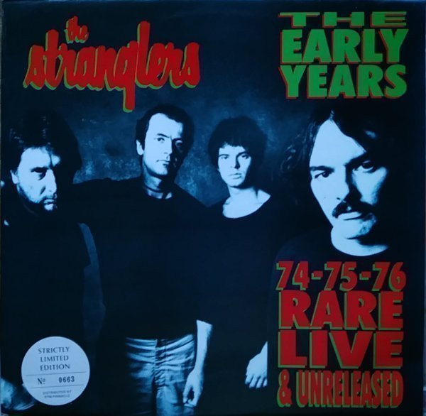 The Stranglers - The Early Years - 74-75-76 Rare Live & Unreleased