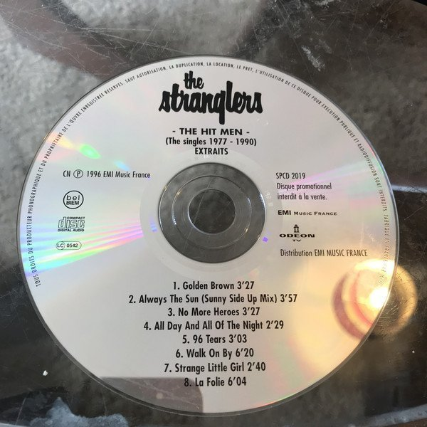 The Stranglers - The Hit Men (The Singles 1977 - 1990) Extraits