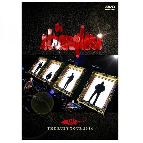 The Stranglers - The Ruby Tour 2014