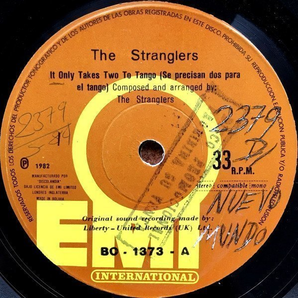 The Stranglers - The Video Collection 1977 - 1982
