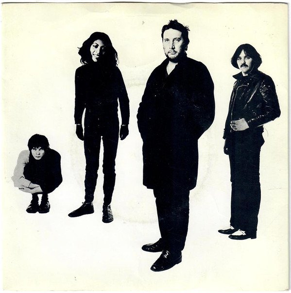 The Stranglers - Walk On By / Old Codger / Tank