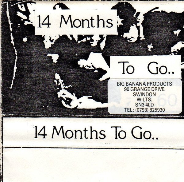 The Subhumans - 14 Months To Go..