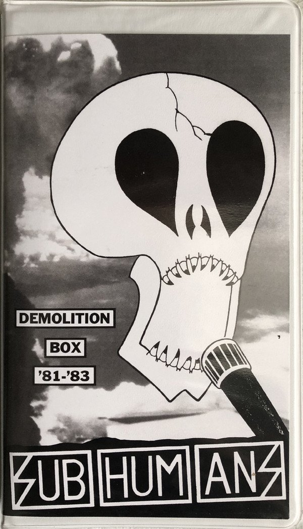 The Subhumans - Demolition Box