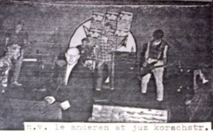 The Subhumans - Live At Juz Korachstrasse, Hamburg 14.6.84