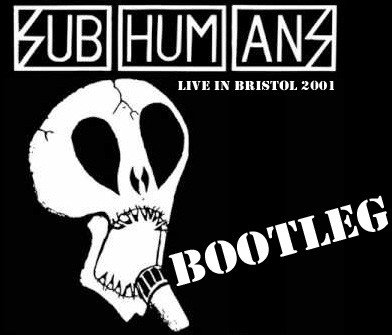 The Subhumans - Live In Bristol