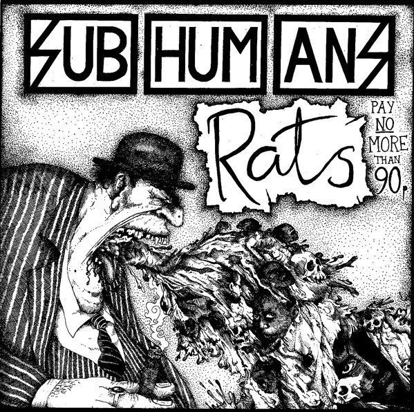 The Subhumans - Rats