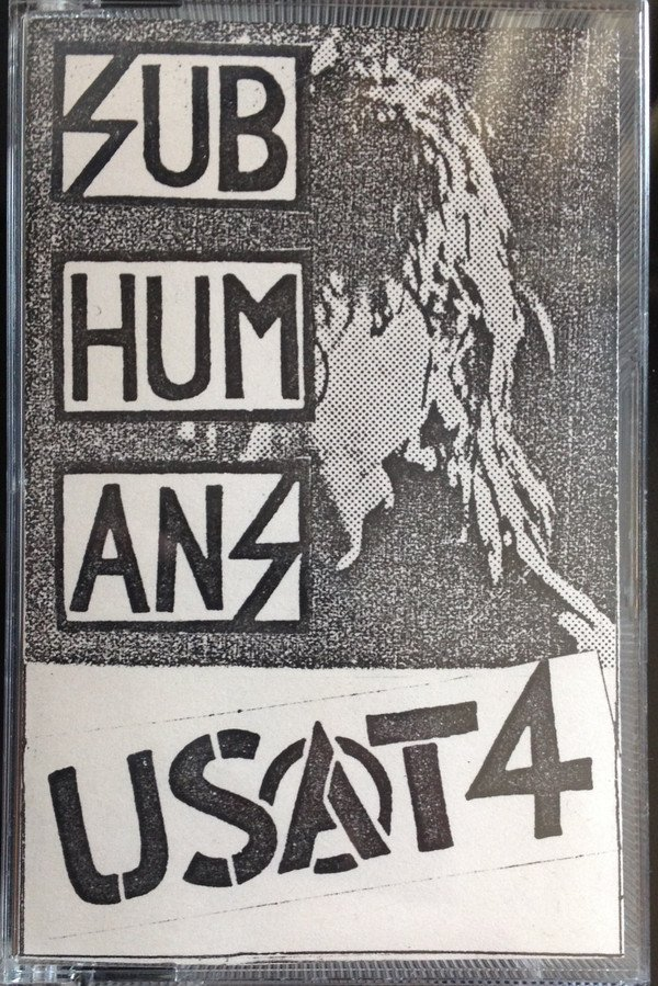 The Subhumans - USAT4 Live San Francisco
