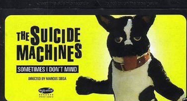 The Suicide Machines - Sometimes I Don