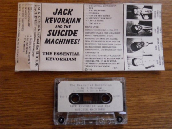 The Suicide Machines - The Essential Kevorkian