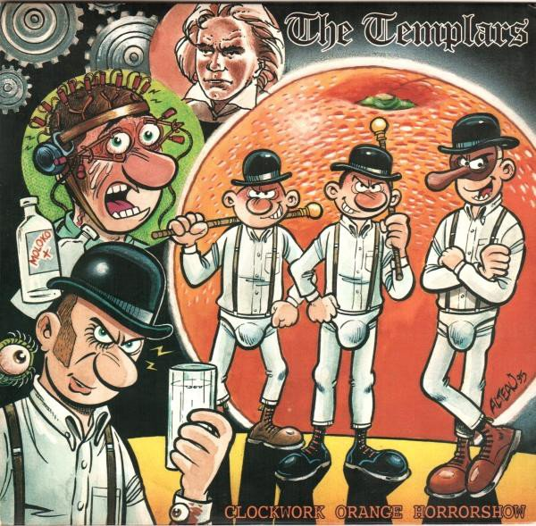 The Templars - Clockwork Orange Horror Show