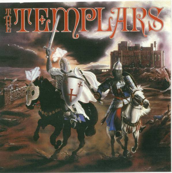 The Templars - Dans Les Catacombs Du Studio De L
