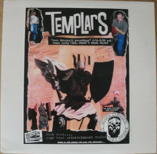 The Templars - Pure Brickwall Recordings