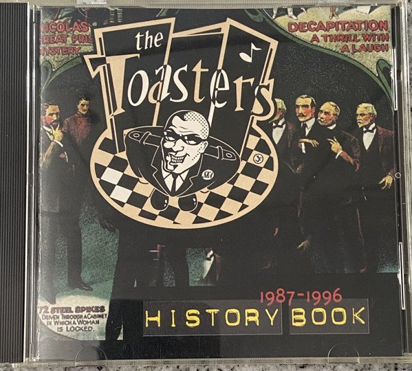 The Toasters - History Book