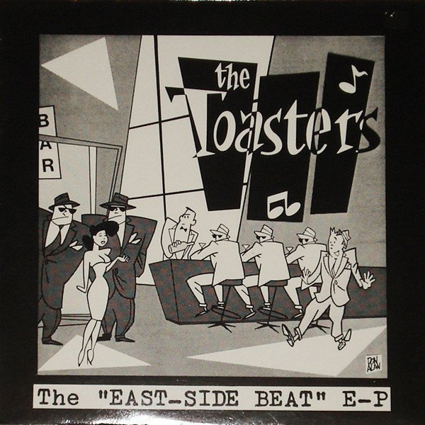 The Toasters - The East-Side Beat E-P