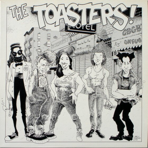 The Toasters - The Toasters