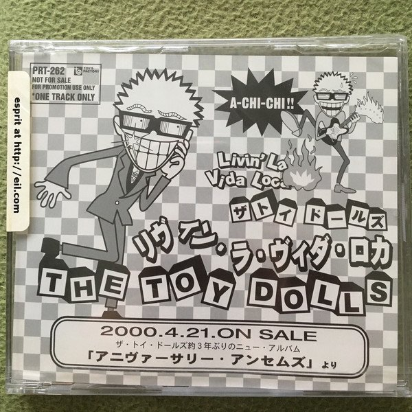 The Toy Dolls - Livin