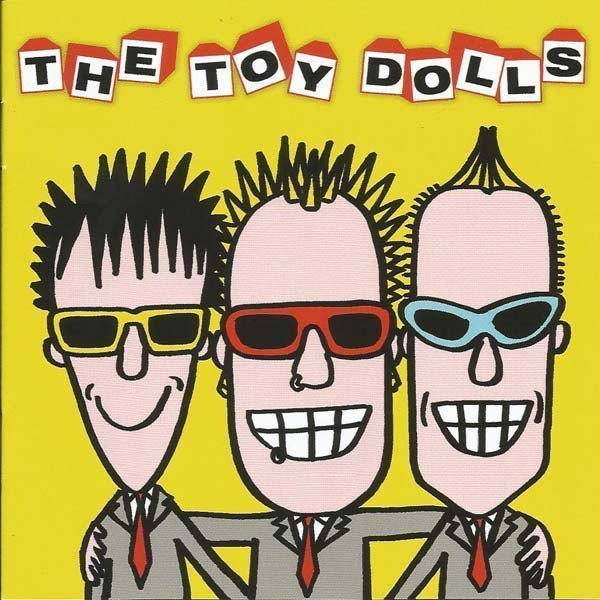 The Toy Dolls - The Album After The Last One