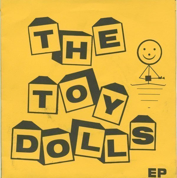 The Toy Dolls - The Toy Dolls EP