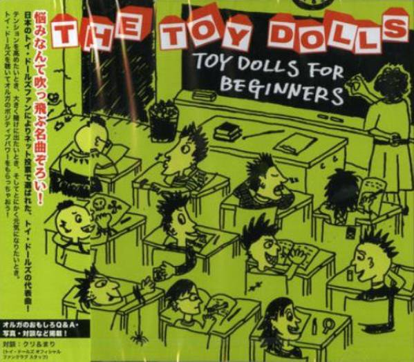 The Toy Dolls - Toy Dolls For Beginners