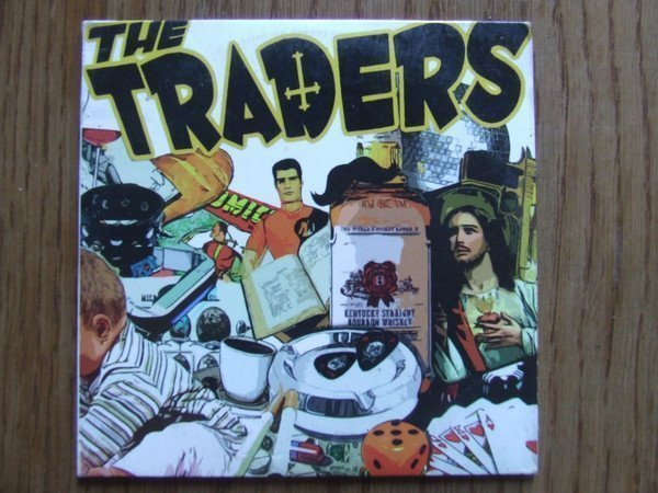 The Traders - The Traders