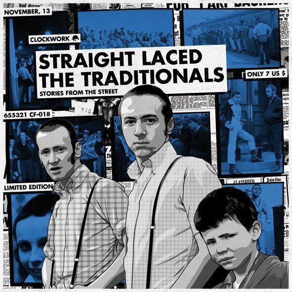 The Traditionals - Stories From The Street