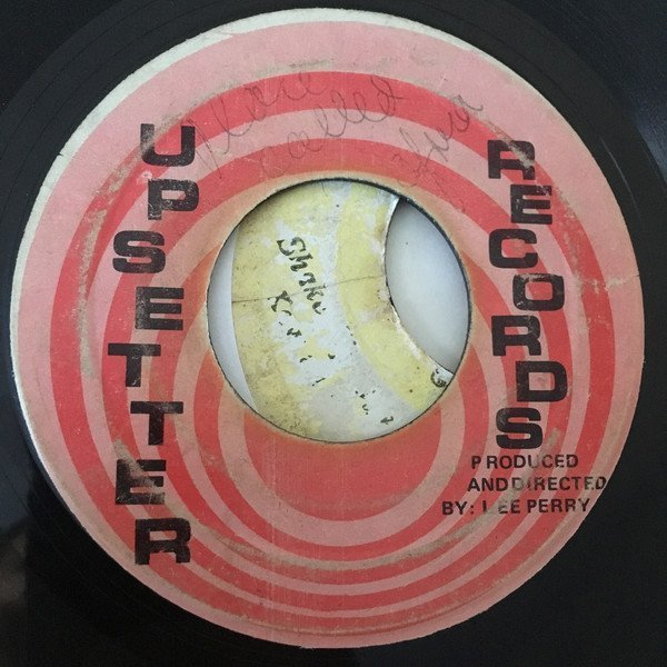 The Upsetters - A Place Called Africa / African Version