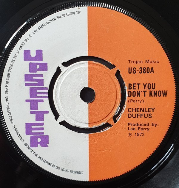 The Upsetters - Bet You Don
