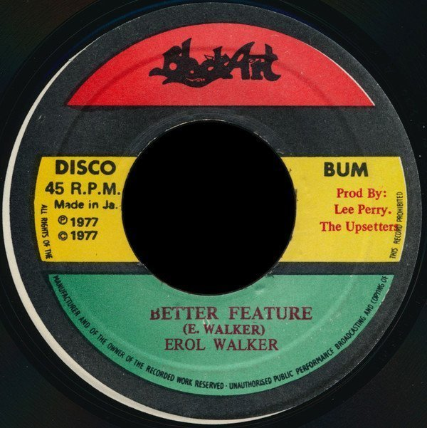 The Upsetters - Better Feature / Feature Dub