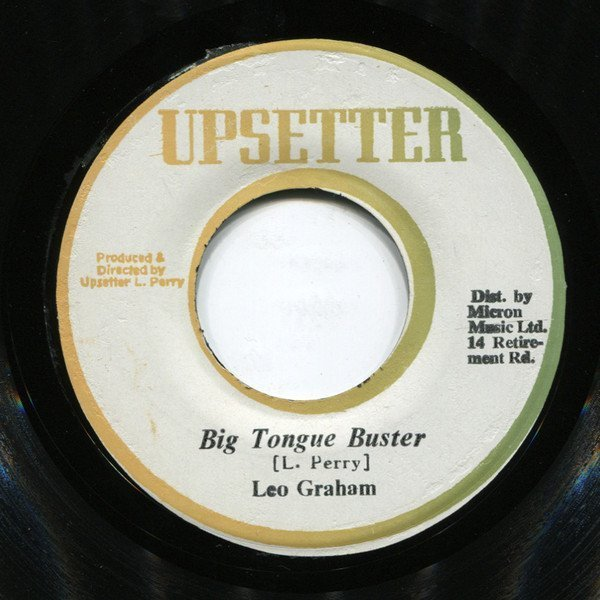 The Upsetters - Big Tongue Buster / Bus-A-Dub