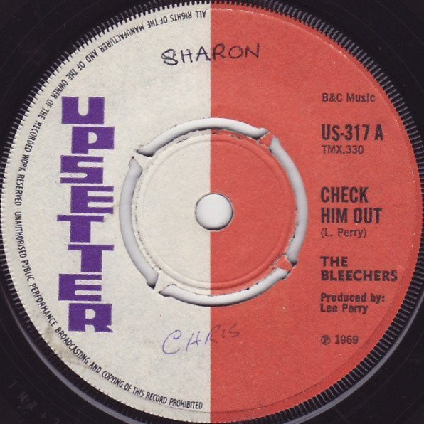 The Upsetters - Check Him Out / The Vampire