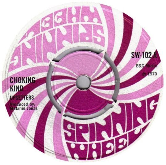 The Upsetters - Choking Kind / Penny Wise