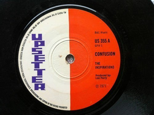 The Upsetters - Confusion / Confusion Version