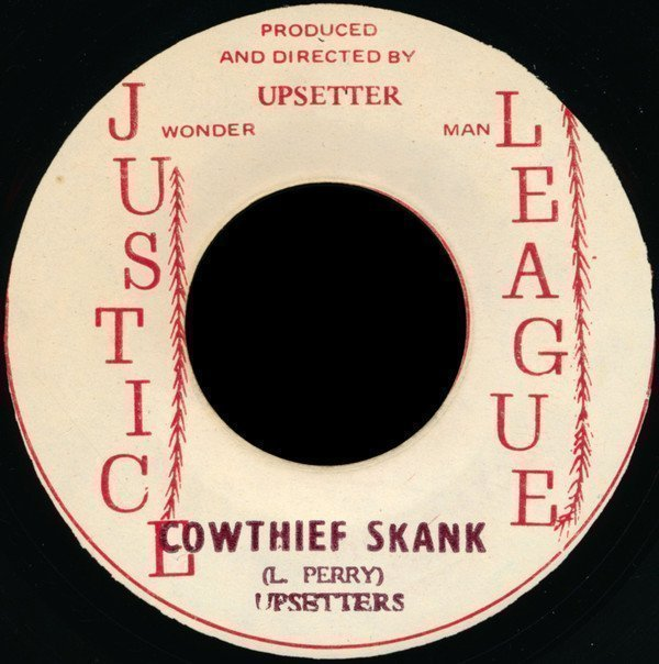 The Upsetters - Cowthief Skank
