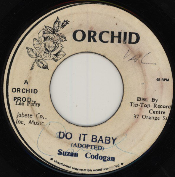 The Upsetters - Do It Baby / Dub It