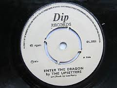 The Upsetters - Enter The Dragon / Lady Lady