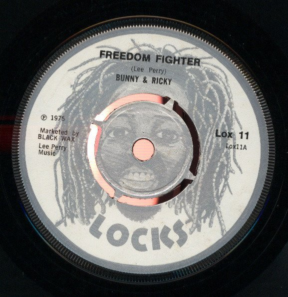 The Upsetters - Freedom Fighter / Iron Wolf