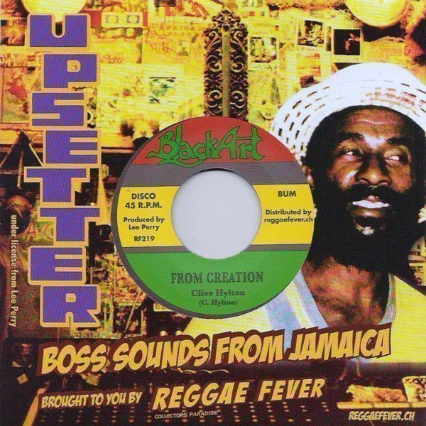 The Upsetters - From Creation / Creation Dub