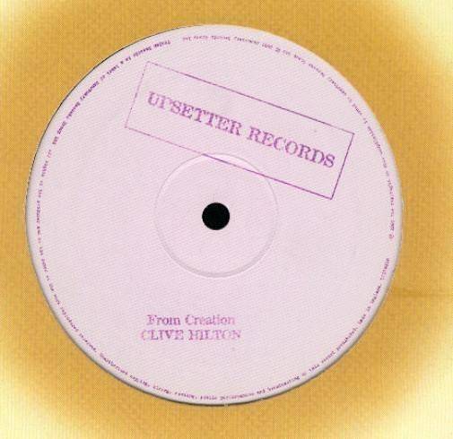 The Upsetters - From Creation / Satta Dub