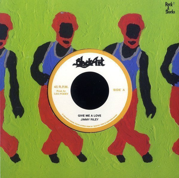 The Upsetters - Give Me A Love / Give Me A Dub