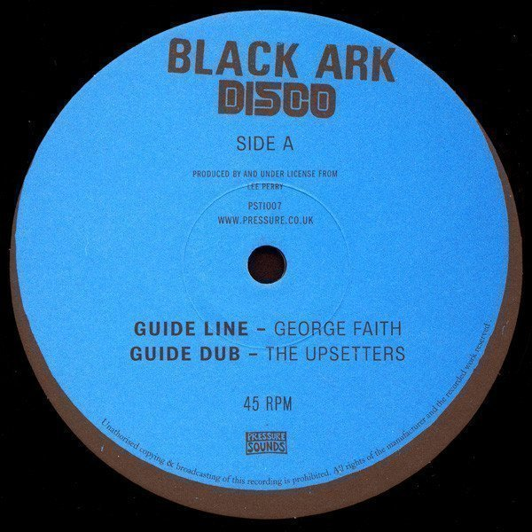 The Upsetters - Guide Line / Guide Dub
