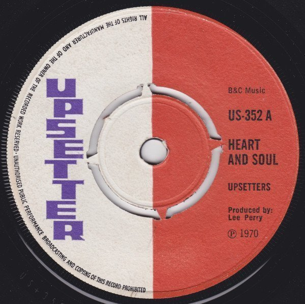 The Upsetters - Heart And Soul