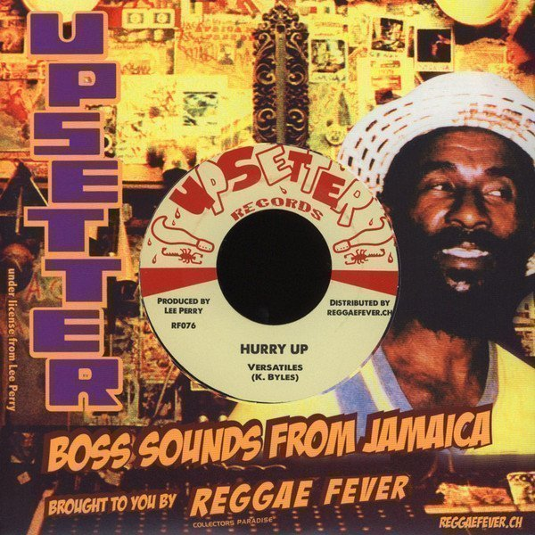 The Upsetters - Hurry Up / Dry Acid